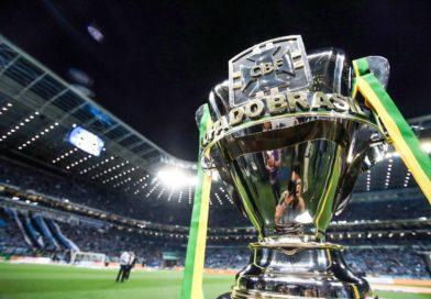 Definido os confrontos da Copa do Brasil