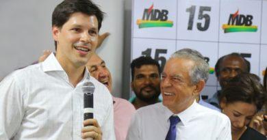 Iris Rezende é categórico ao afirmar apoio a Daniel Vilela ao governo do Estado