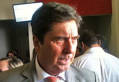 Maguito Vilela concede entrevista ao Jornal das Sete nesta Quarta-Feira