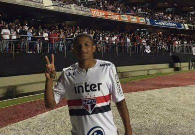 Jogador de Jataí é convocado pela Seleção Brasileira sub 17