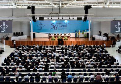 Começa nesta quarta 01, em Aparecida (SP) a 57ª Assembleia Geral da CNBB