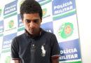 Polícia Militar apresenta autor do assassinato do Taxista Iclório Ferreira Franco