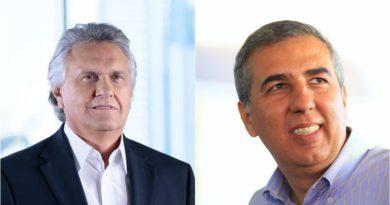 Caiado e José Eliton dividem intenções de voto para governo do Estado